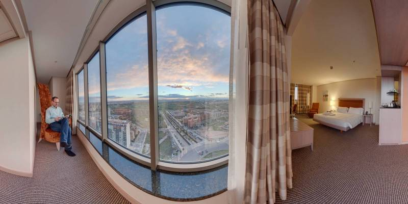 Melia Room Panorama