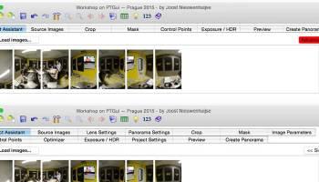 PTGui Panoramic Image Stitching Software Updates – Vienna 2017 :: IVRPA
