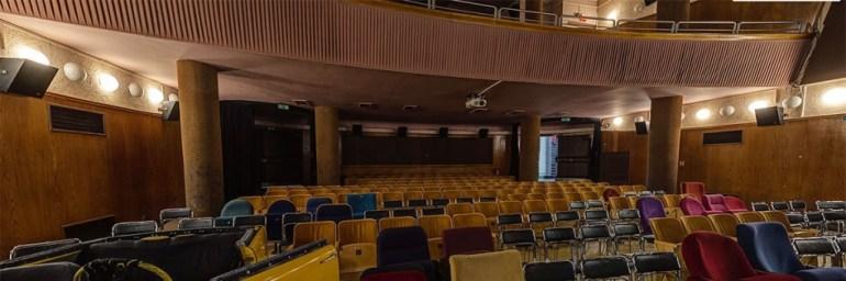Bio Oko Interior Theatre