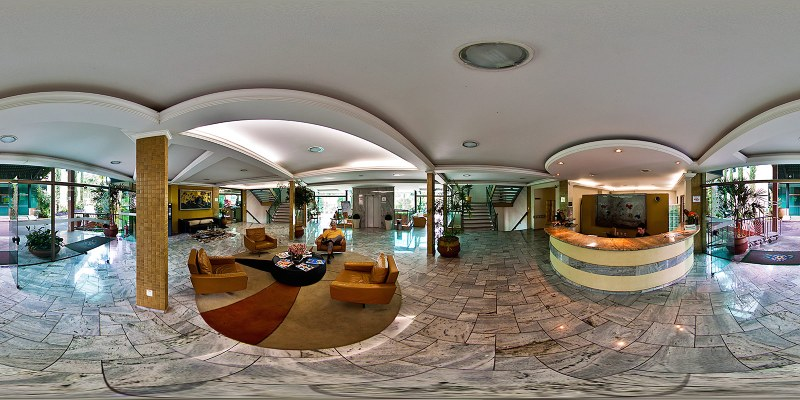 OSCAR INN - Eco Resort Hotel - 360°