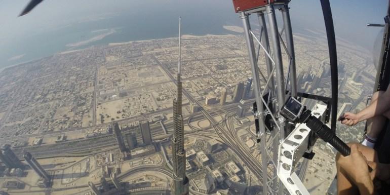 Shooting Aerial Panoramas 3
