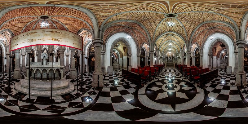 Catedral da Sé - Tour 360