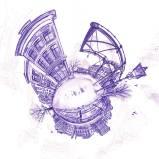 Tessa Schlechtriem - Little Planet - Beursbrug