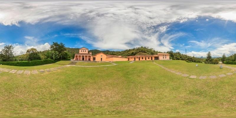 Monasterio Santa María de la Epifanía - Guatapé, Antioquia (Colombia).