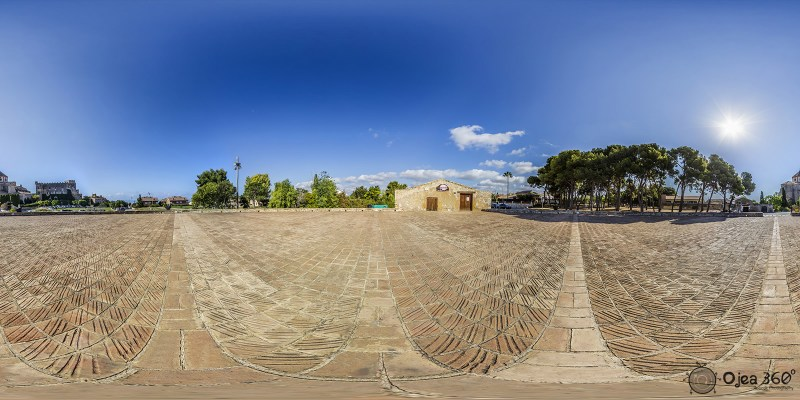 360º Virtual Tour of the city of Altafulla in Tarragona