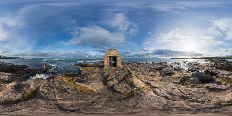 Powder House Featured