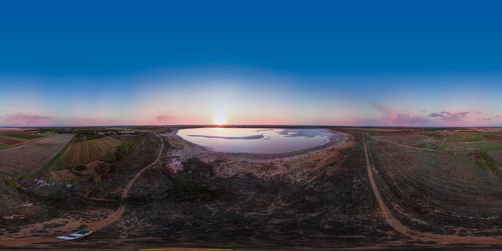 Air-pano-lake-north-lake