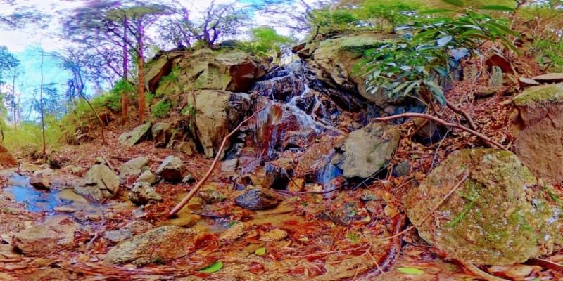 Minogo Valley Falls