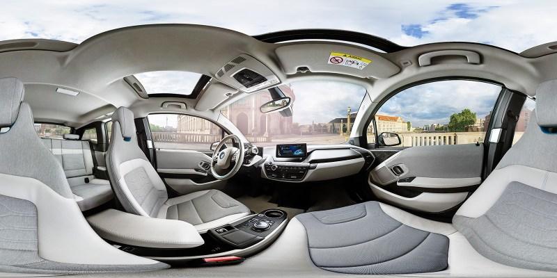 BMWi3 by Jan Totzek - Panographer