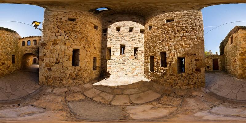 Medieval Village of Pals