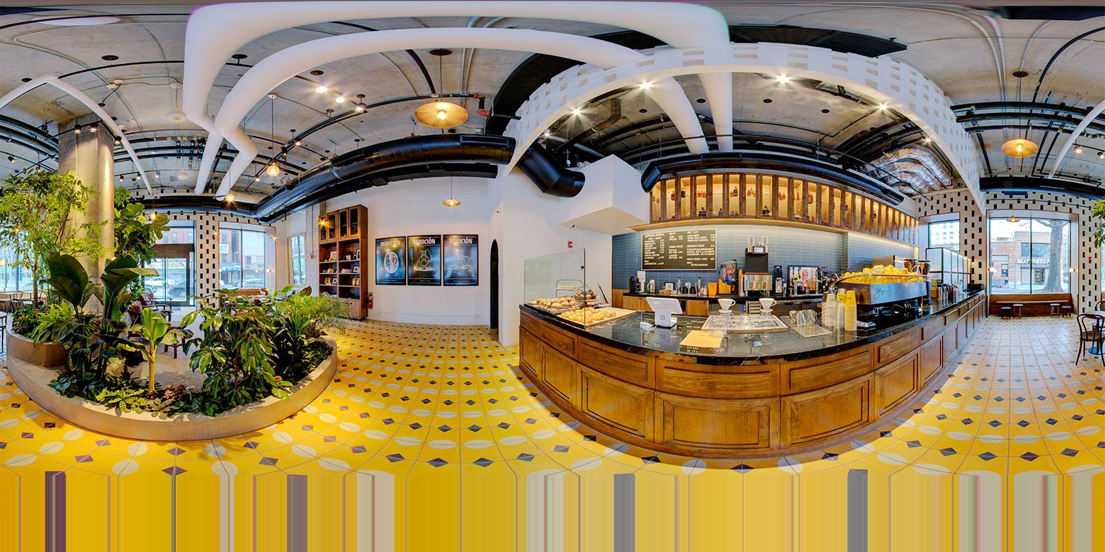 Devocion Coffee Shop