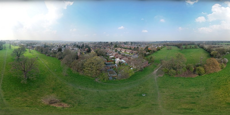 Potters Bar-pano