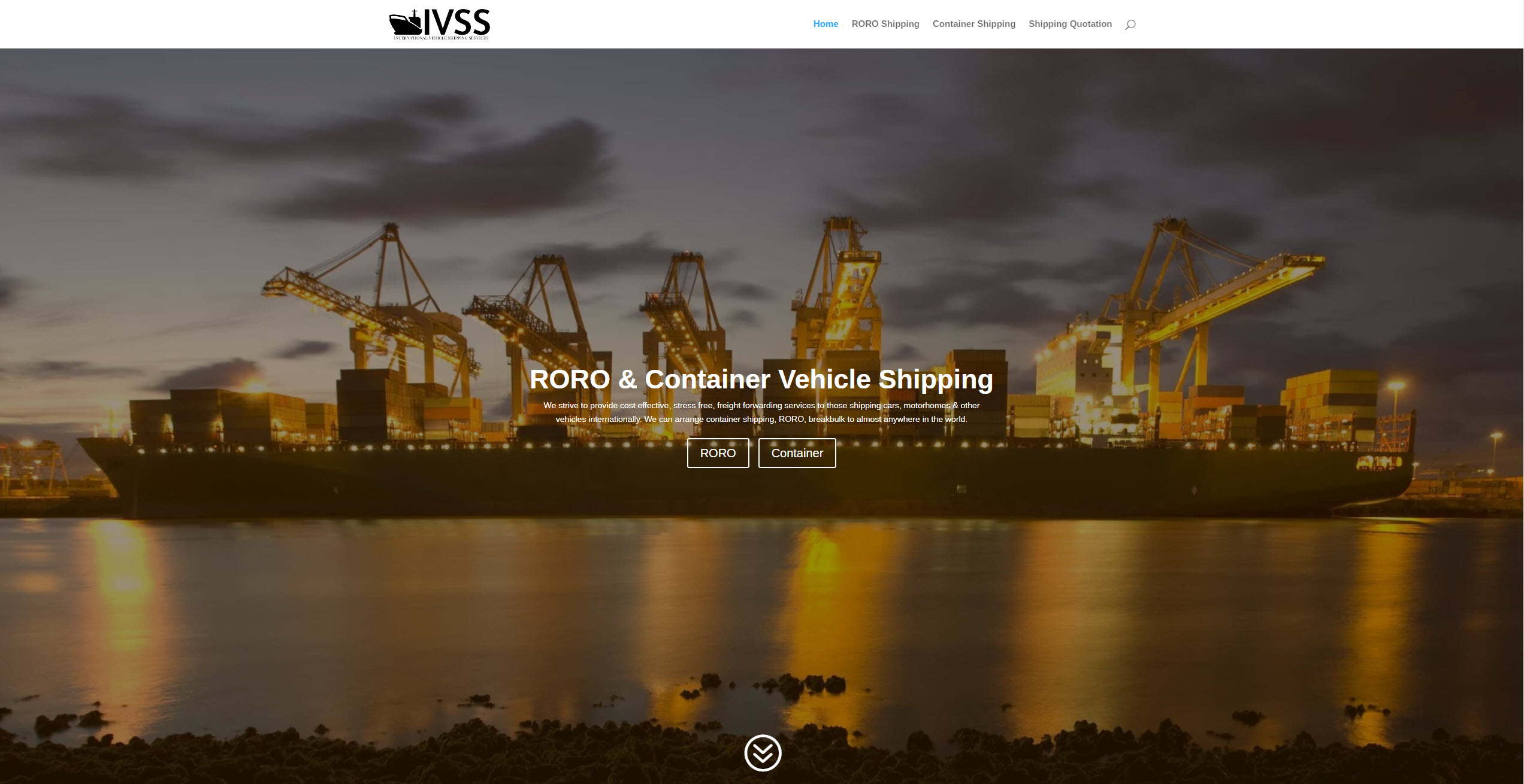 RORO & Container Vehicle Shipping | Roll on roll off | Car