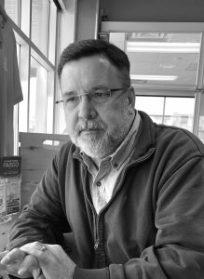 Photo of Fargo architect David Crutchfield