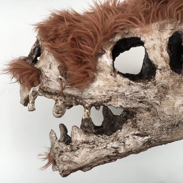 Woolly T-Rex Skull