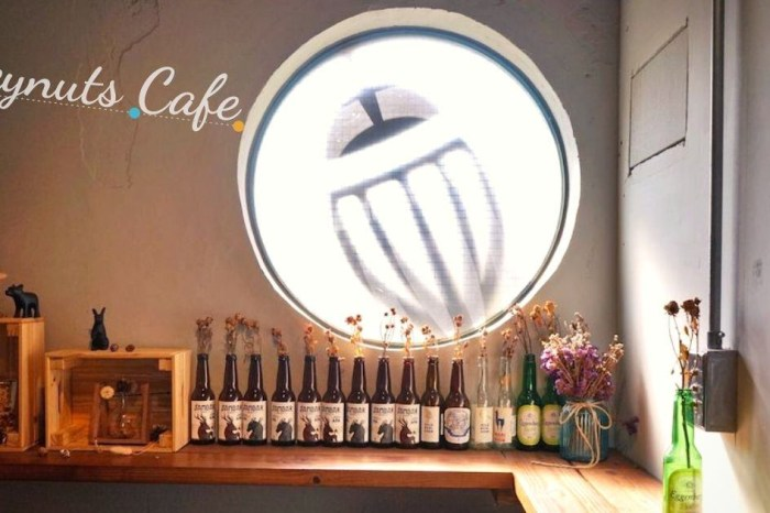 好堅果咖啡Heynuts Cafe 台中西區早午餐,精誠商圈巷弄老宅咖啡廳,主餐吃得健康又飽足!