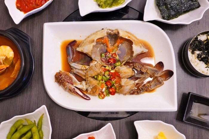 蝦拼鍋 |台中西屯美食,泰國蝦火鍋吃到飽沒極限,招牌「醬油螃蟹」強勢登場,每日限量和三種超狂吃法
