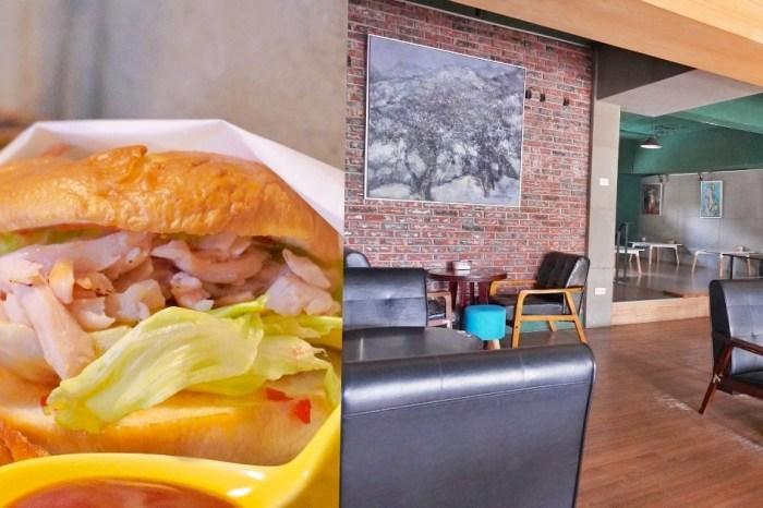 喝咖啡 |台中南區不限時附插座咖啡廳,早午餐+咖啡只要129元起,還不收服務費,讓人賴著不想走!14