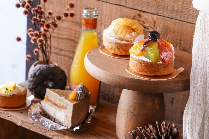 寶拉蛋糕坊Paola's Cake |客製化生日蛋糕新選擇!藏身在台中老宅內的夢幻法式甜點,必推酸甜檸檬塔和蘋果派!