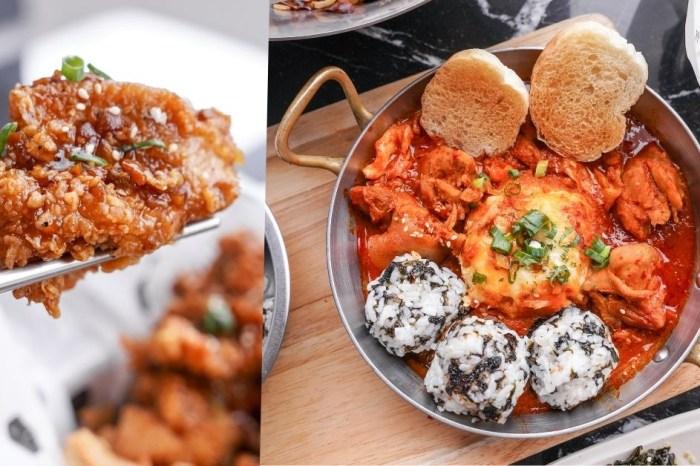 KATZ卡司韓藝料理 美術園道店 |台中人氣韓式炸雞,7種口味任君挑,配上韓式創意料理,酥脆多汁超噴香!