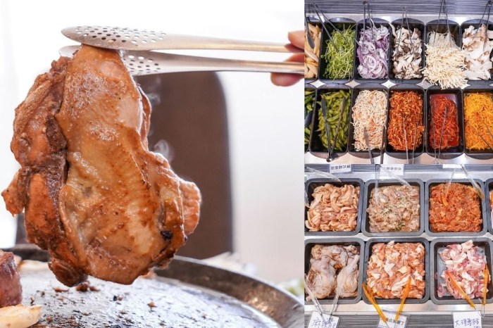 台中南屯捷運站美食!肉鮮生韓式烤肉吃到飽只要369元,14種肉品、蔬菜、小菜、湯品、飲料通通呷免驚!