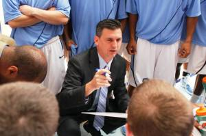 Kyle Smith's Uglyball approach is paying dividends for the Light Blue. (Columbia Athletics)