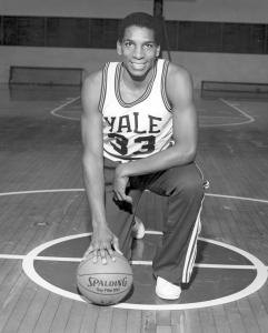 Butch Graves averaged 20.3 points and 5.1 rebounds per game in his four years with Yale, finishing with 2,090 points for his career, third all-time in Ivy League history behind only Bill Bradley and Jim Barton. (Yale Athletics)