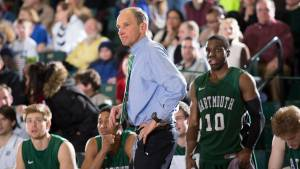 Paul Cormier finishes with a 141-211 record at Dartmouth in 13 seasons over two stints. (Dartmouth Sports)