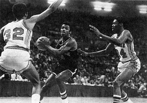 Armond Hill helped lead Princeton to the 1975 NIT Championship.