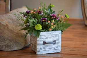 Rustic Drawer Arrangement