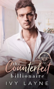 The Counterfeit Billionaire Cover