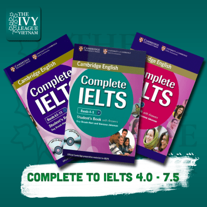 Complete to IELTS 4 7 5