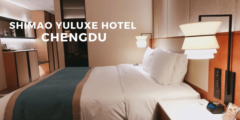Shimao YULUXE Hotel Chengdu (1)