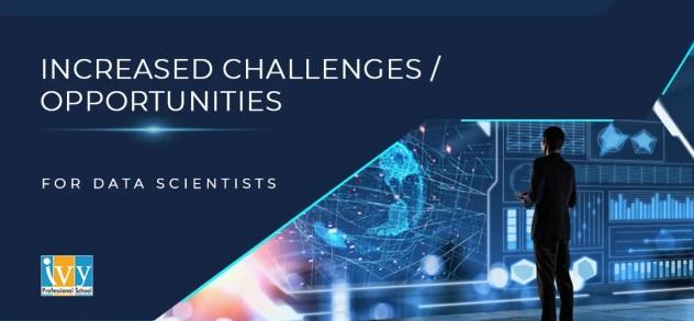 Increase in opportunities challenges