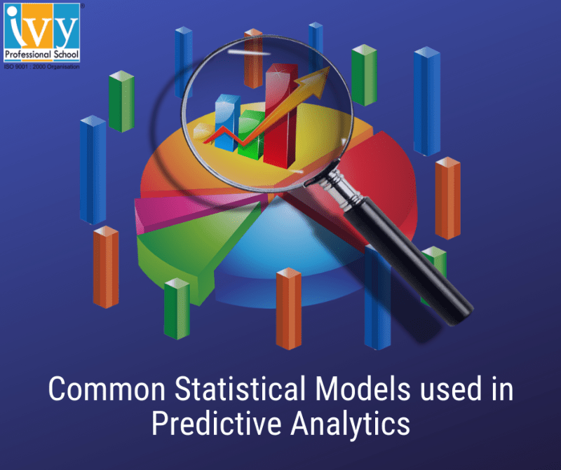 Statistical Models used in Predictive Analytics