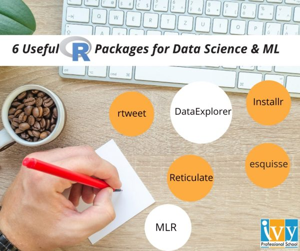 6 Useful R Packages for Data Science & Machine Learning