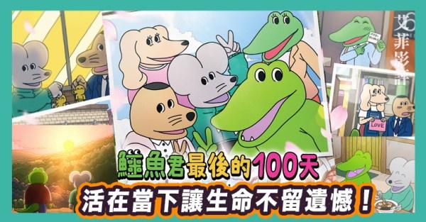 鱷魚君最後的100天 The Crocodile that Lived For 100 Days 影評