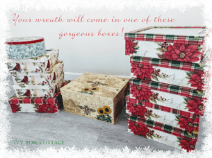 Decorative Boxes For Shipping Ivy Rose Cottage Chic