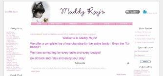 Maddy Ray's