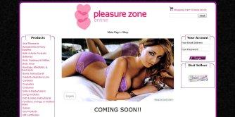Pleasure Zone Online