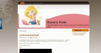 Rosie's Pride