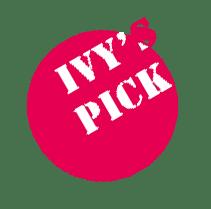 Ivy's pick- purple clear