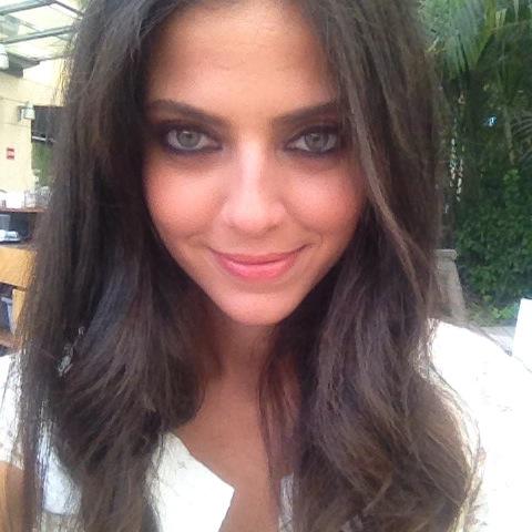 YSL Ivy Says Dana Khairallah makeup look