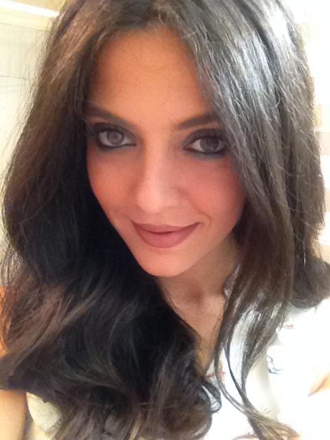 YSL Ivy Says makeup look