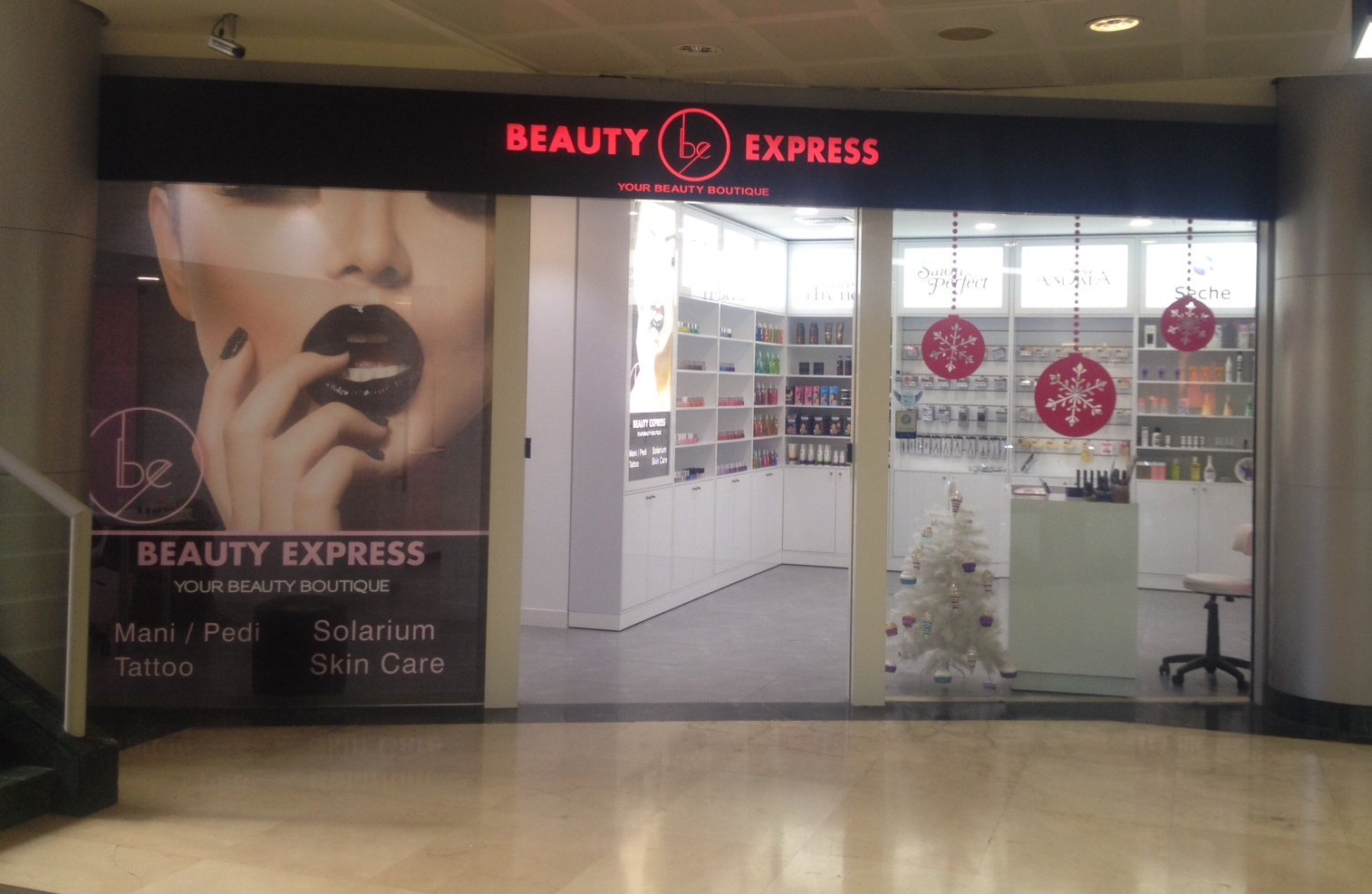 New Year's Eve Nails by Beauty Express