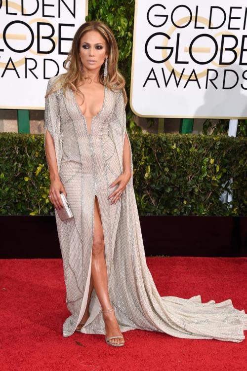 jennifer-lopez Golden globes 2015