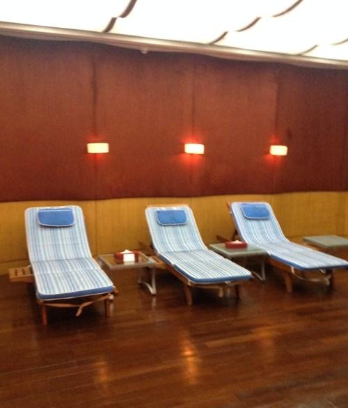 Le Royal Hotel and Resorts Spa Pool  ivy says spa
