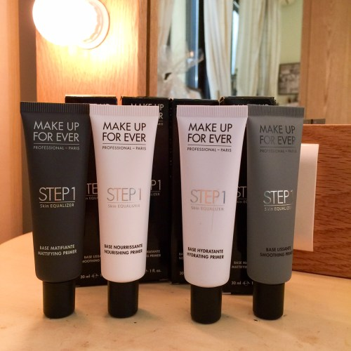 Makeup Forever Step 1 Equalizer primer review