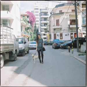 Ivy says creative space beirut campaign