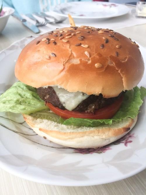 La Crêperie Burger Maison